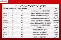 قیمت موبایلهای ویژه عکاسی +جدول