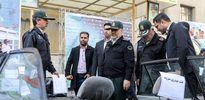 کشفیات نیروی انتظامی در سیامین مرحله از طرح رعد +تصاویر