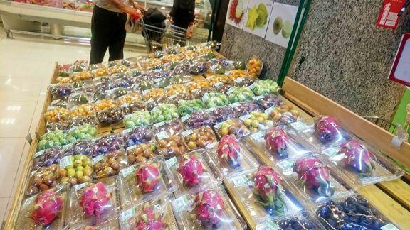 لاکچری فروشان بازار میوه
