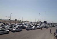 ورود ۷۰هزار خودرو به جزیره قشم +تصاویر