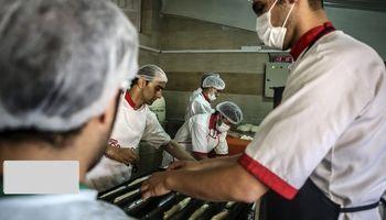 کارخانه تولید نان صنعتی +عکس