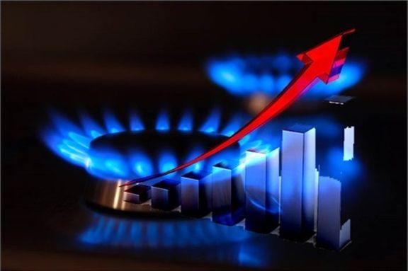 رشد ۳۲درصدی مصرف گاز در بخش خانگی