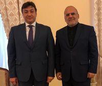 رایزنی سفیر کشورمان در اوکراین با سفیر جمهوری آذربایجان