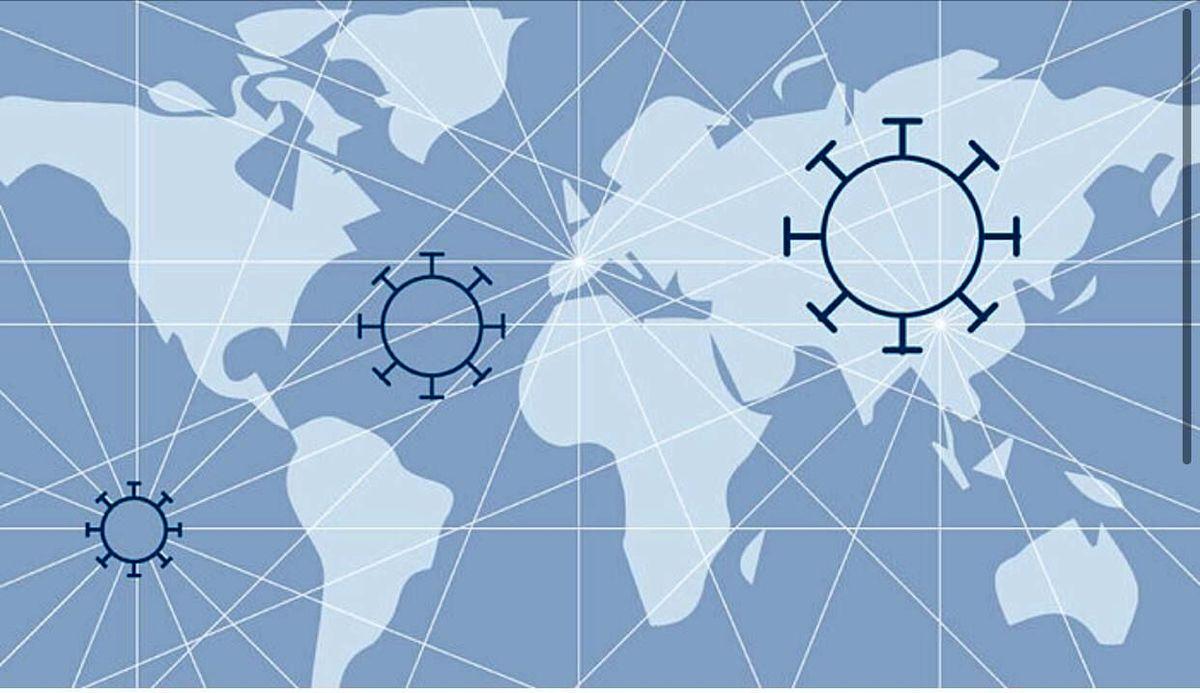 آمار جالب جهانی ویروس کرونا را اینجا بخوانید