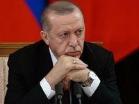 نارضایتی اردوغان از مخالفت ایران با حضور نظامی ترکیه در سوریه