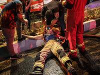 دستگیری تعدادی از افراد مرتبط با حادثه کلینیک سینا اطهر