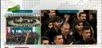 آغاز مراسم تاسوعای حسینی در سراسر کشور +فیلم