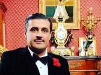 شاهزاده قاجاری که مدعی است شاه ایران است +عکس