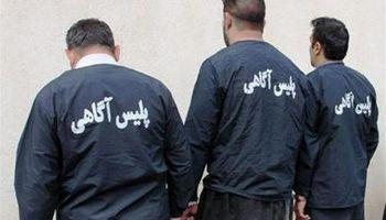 بازداشت گوشی قاپهای شهرک غرب