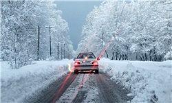 ادامه بارش برف و باران در اغلب شهرها