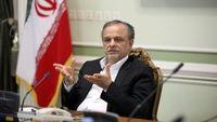ظرفیت ۲۰میلیارد دلاری تجارت بین ایران و عراق