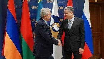 وزیر نیرو: پیوستن ایران به اوراسیا به جهش صادرات غیرنفتی منجر میشود