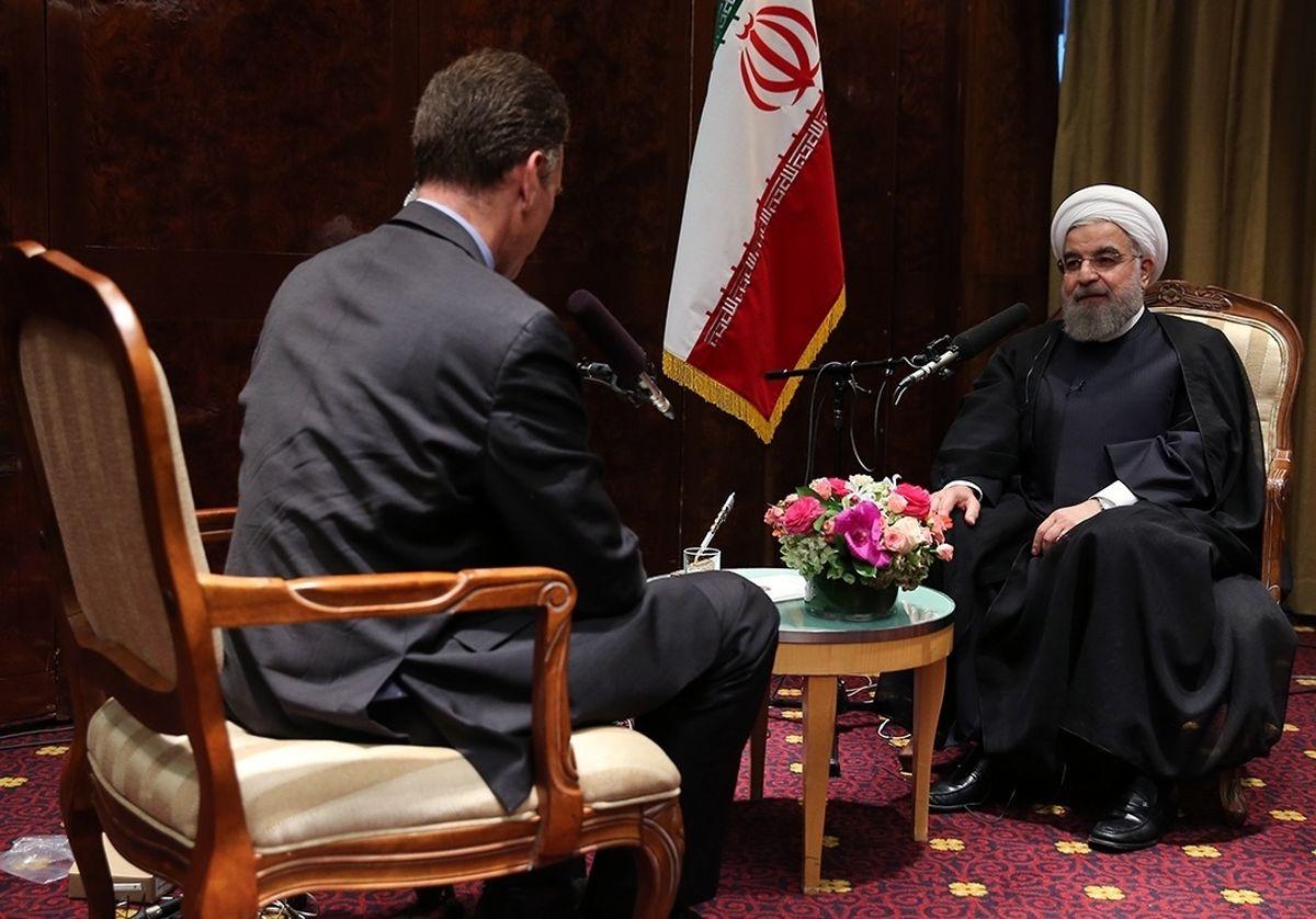 روحانی: برنامه ای برای دیدار با ترامپ ندارم/ آمریکا باید ابتدا پلی را که با تهدید، تحریم و خروج از برجام تخریب کرد، بسازد