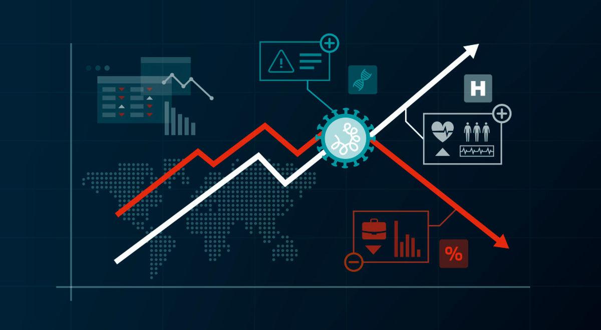 چشم انداز اقتصادی جهان در۲۰۲۱ / جهان از بحران اقتصادی ناشی از کرونا نجات می یابد؟