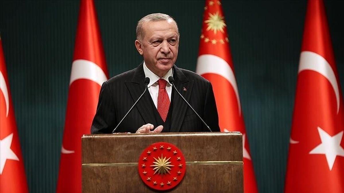 اردوغان: در حال مذاکره با طالبان هستیم