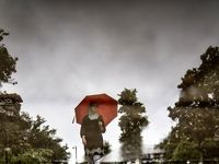 بارش باران همزمان با تاسوعا و عاشورای حسینی در چند استان کشور