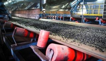۹۷۰ میلیون دلار؛ صادرات بخش معدن
