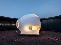 خانه کوچک چینیها برای مریخ +تصاویر
