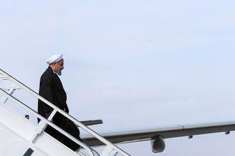 چین، سوئیس و اتریش مقصد سفرهای آتی رئیسجمهور