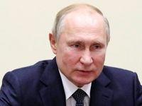 پوتین: فعلا به اوج بحران کرونا نرسیدهایم