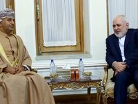 آنچه ظریف در دیدار وزیر تجارت عمان گفت