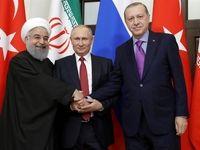 قصد عراق برای پیوستن به ائتلاف روسیه ، ترکیه و ایران