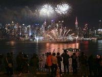 جشن آغاز سال نو در چین +تصاویر
