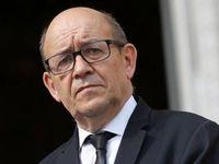 وزیر خارجه فرانسه: کارهای آمریکا در خاورمیانه برایم معما است