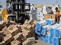 ۲هزار میلیارد تومان کالای قاچاق در گمرک کشف شد