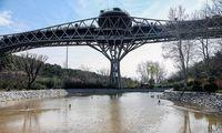 پل طبیعت برای جلوگیری از خودکشی ایمن سازی میشود