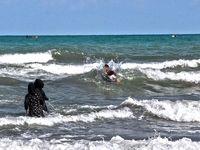 مرگ دسته جمعی در دریای نوشهر