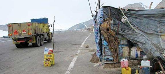 بنزین لیتری 8 هزار تومان در آزاد راه رشت - قزوین