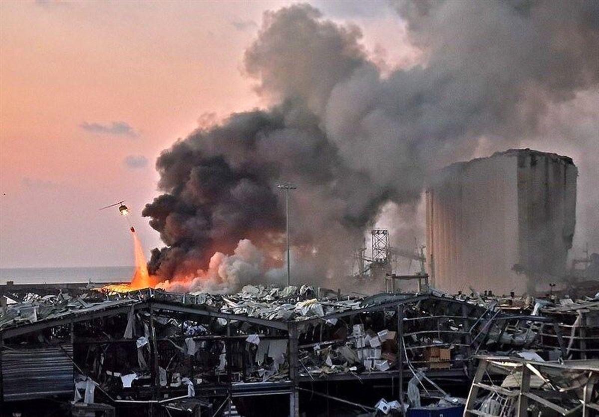 شکایت لبنان علیه شرکت انگلیسی به علت نقش داشتن در انفجار بیروت
