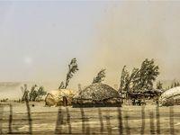 خشکسالی در جنوب کرمان +تصاویر