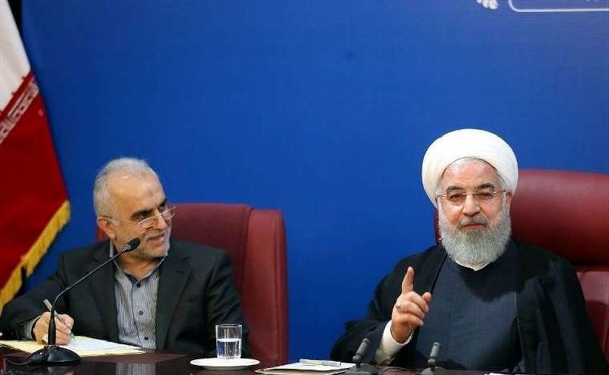 تکلیف روحانی به دژپسند برای فروش سهام و داراییهای دولت