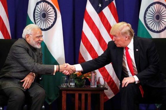 باجدهی هند برای امضای توافق تجاری با آمریکا!