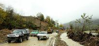 محور مازندران - گلستان به طور موقت باز شد