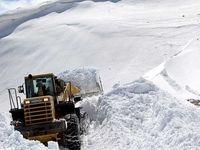 برف تهران دو قربانی گرفت
