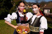 کرونا با عید پاک مسیحیان چه کرد؟ +عکس