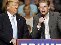 فرزند ترامپ: رای دادن به پدرم هیجان انگیز است