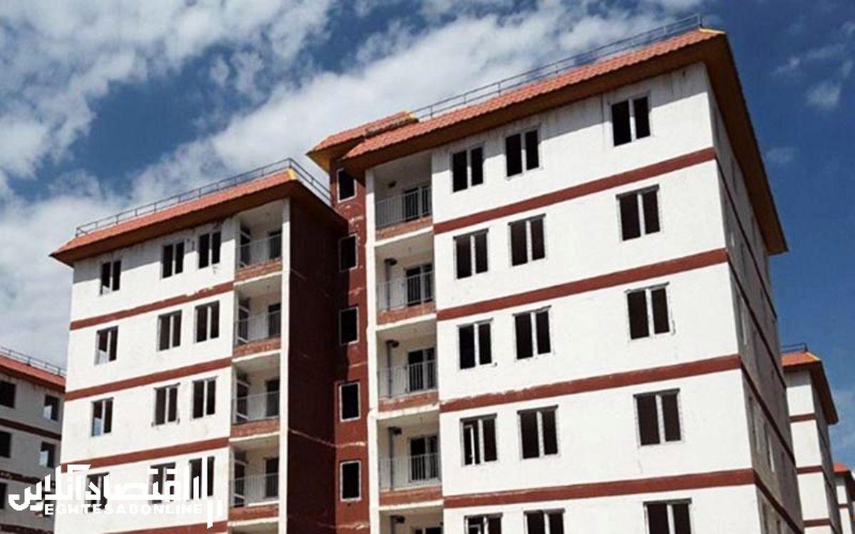 ساختمانهای مسکن ملی چقدر عمر میکنند؟