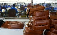 افزایش ۱.۵برابری قیمت محصولات چرمی