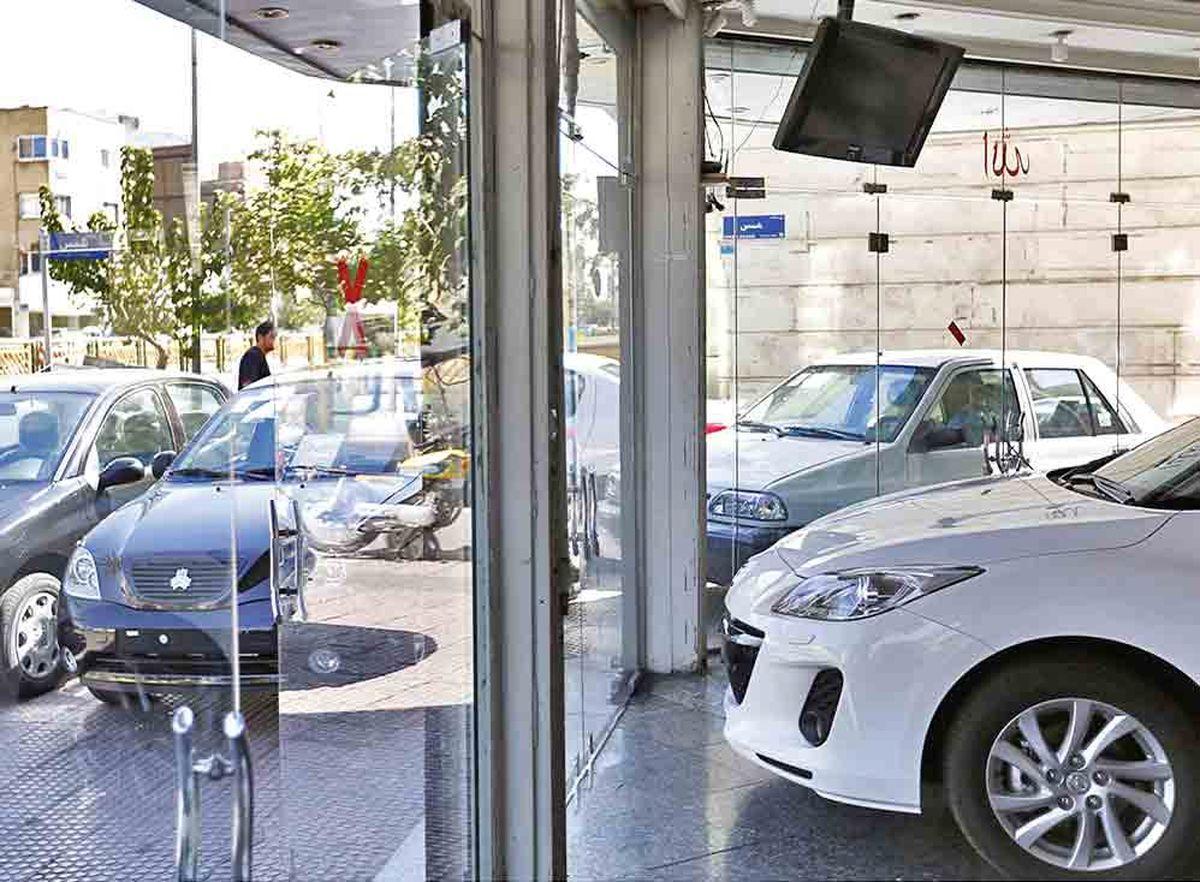 شوک نرخ مصوب به بازار خودرو
