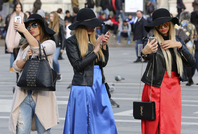 کاربرد روزمره تلفنهای هوشمند