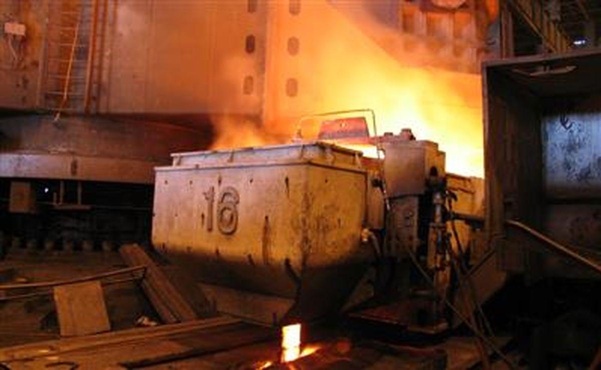 فولاد مبارکه مسیر پیشرفت را در سال سخت اقتصادی طی کرده است