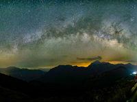 پیشبینی زمان برخورد یک کهکشان با کهکشان راه شیری