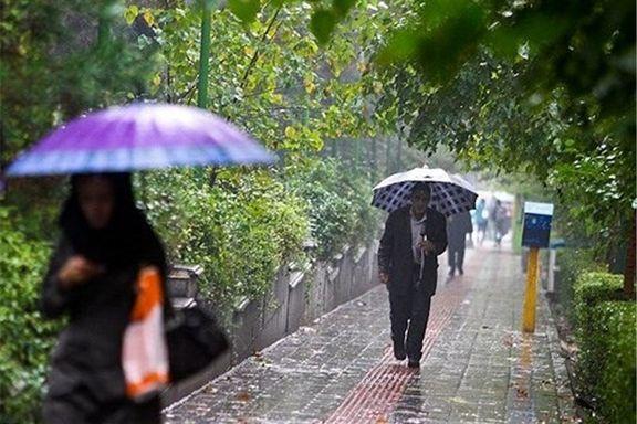 پیشبینی بارشهای گسترده از نیمه هفته آینده