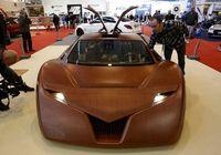 خودروهای آینده چوبی میشوند