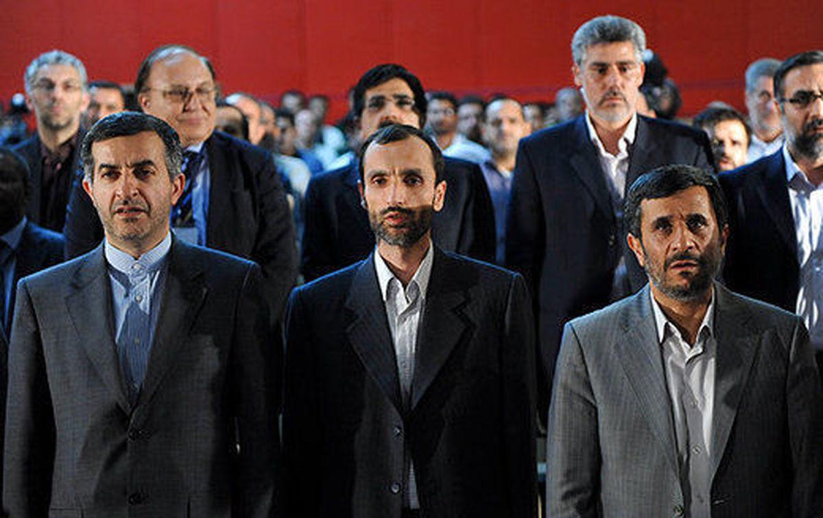 یاران احمدی نژاد به جان هم افتادند