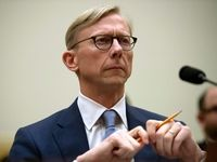 برایان هوک: هدف ایران ایجاد شکاف میان آمریکا و عراق بود